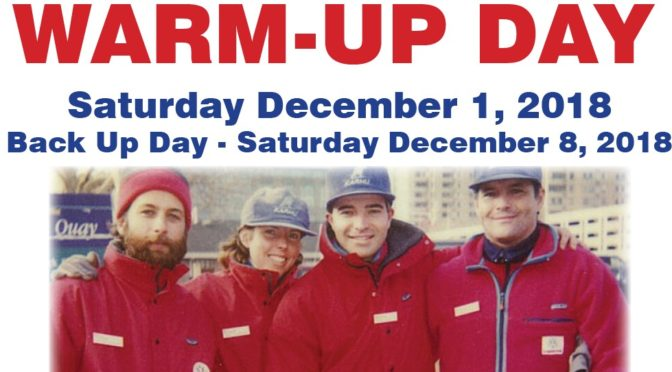 Warm Up Day 2018